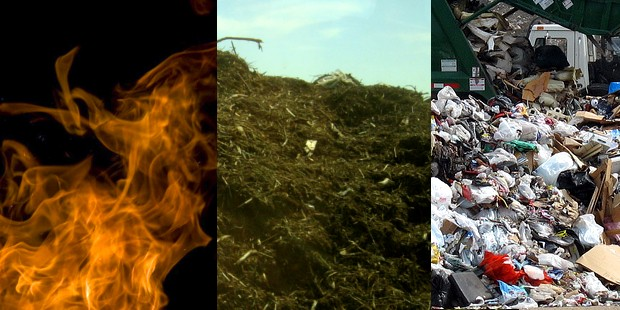 Burn or Bury? Analyzing Waste Management Options in Detail