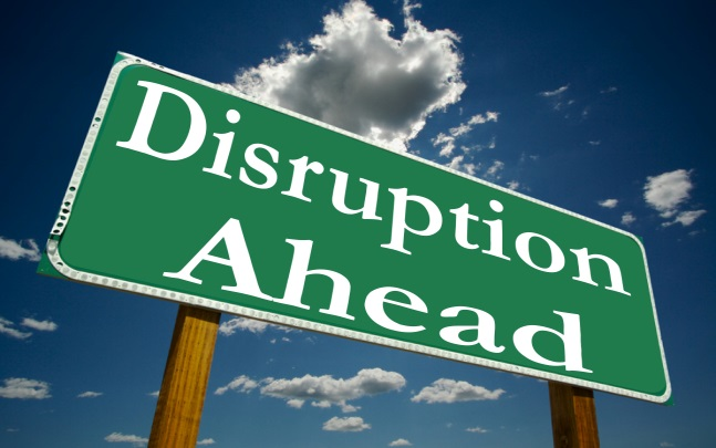 Sig: Disruption Ahead