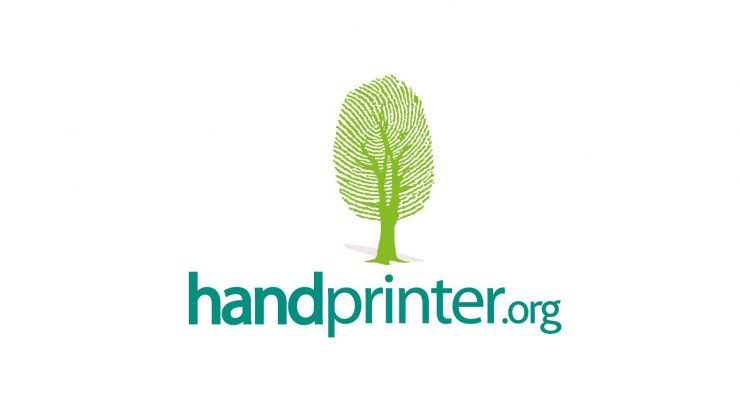 logo: handprinter.org