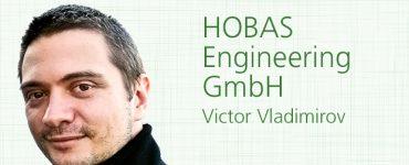 Victor Fladimirov, HOBAS Engineering GmbH