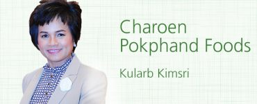 Kularb Kimsri, Vice President at the Global Standard System Centre of Charoen Pokphand Foods Public Company Limited (CPF)