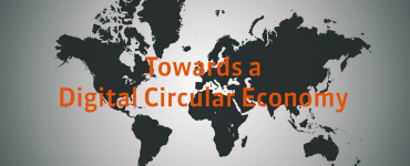 From a linear economy system to a digital circular economy