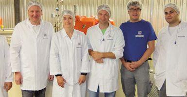 Project Team Ritter Sport