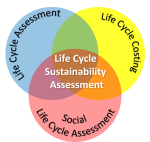 Life Cycle Sustainability Assessment